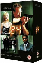 Suosittuja TV-sarjoja briteissä DVD:lle