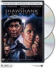 Shawshank Redemption saa uuden julkaisun