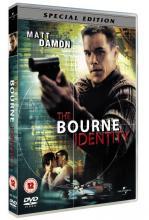 the Bourne Identity saa erikoiskäsittelyn