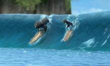 Surf's up - tyrskyn ratsastajat