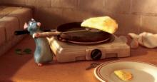 Rottatouille (Blu-Ray)
