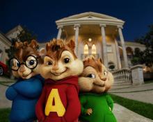 Alvin ja Pikkuoravat