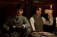 Sherlock Holmes - Varjojen leikki