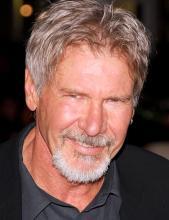 Haastattelussa Harrison Ford