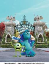 Monsterit - Yliopisto