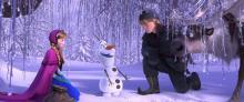 Frozen - huurteinen seikkailu