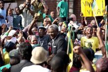 Mandela: Pitkä tie vapauteen