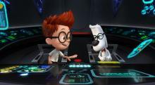 Herra Peabody & Sherman