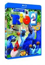 Vauhtia viidakossa: Osallistu Rio 2 -kilpailuun.