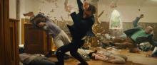 Viileän viihteen valioyksilö: Osallistu Kingsman: Salainen palvelu -kilpailuun