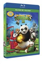 Lähde Pon matkaan ja osallistu Kung Fu Panda 3 -kilpailuun.
